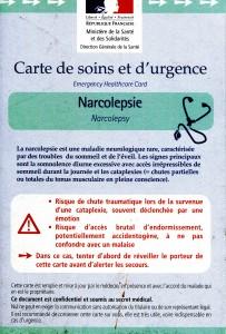 carte de soins