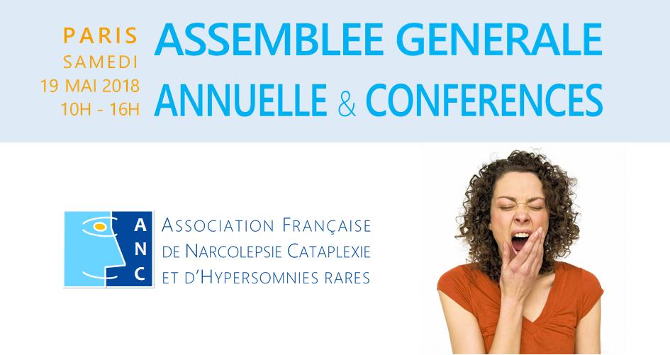 Assemblée Générale 2018 et Conférences
