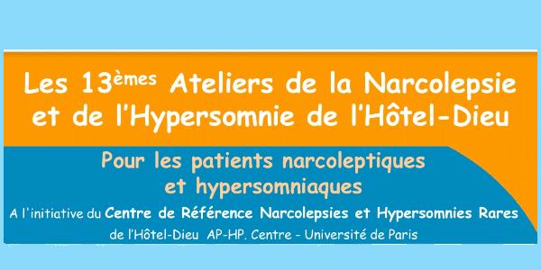 13èmes ateliers de la narcolepsie